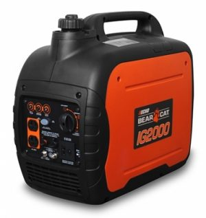 Bear Cat 2000 Watt Inverter Safford Equipment Company