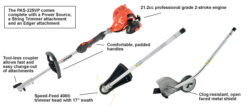 PAS 225VP Combo Kit Diagram Safford Equipment Company