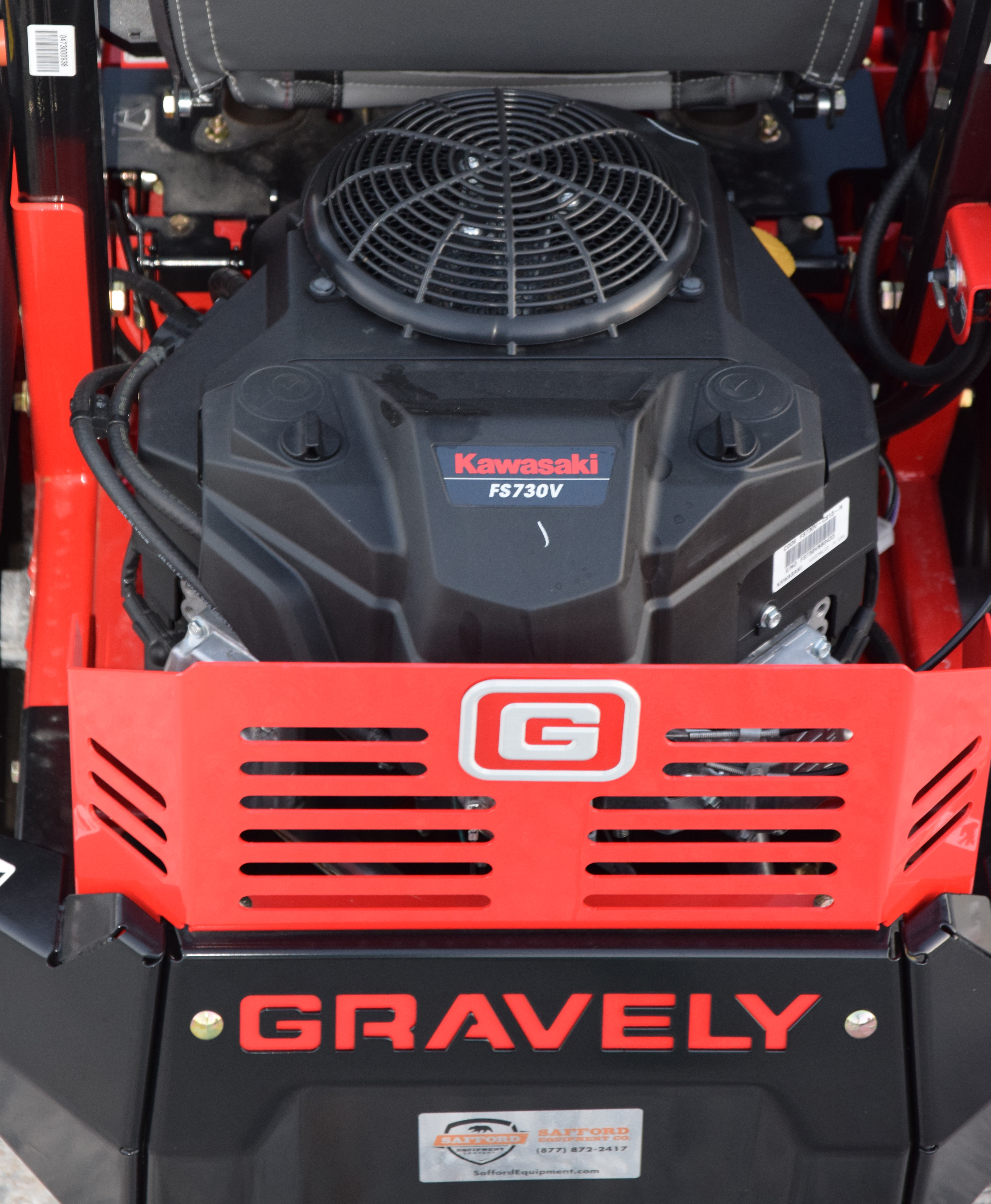 Gravely Pro-Turn 60 Zero Turn Mower (Kawasaki) | Safford Equipment
