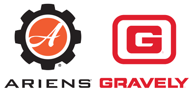 ariens logo and gravely logo