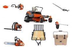 HH450 Husqvarna Mower Bundle
