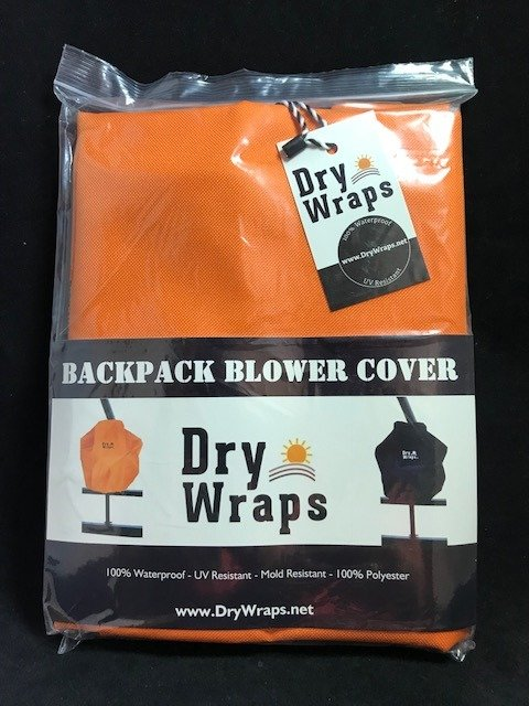 Dry Wrap Blower Cover