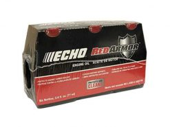 ECHO Red Armor Oil 2-Cycle 2.6oz 6-Pk #6550001