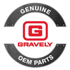 Ariens/Gravely 7.50 Double Pulley OEM Part # 07346667